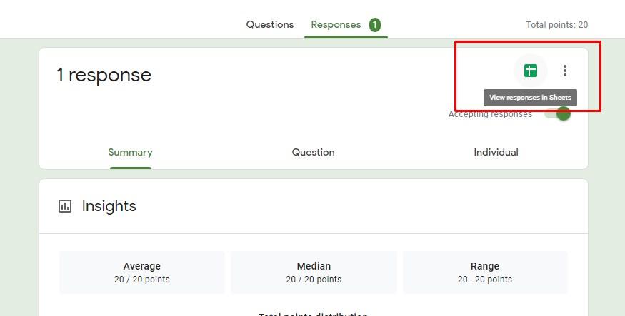 mendownload hasil jawaban google form dalam bentuk excel