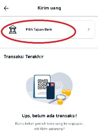 Cara Transfer Uang Dari LinkAja Rekening Bank