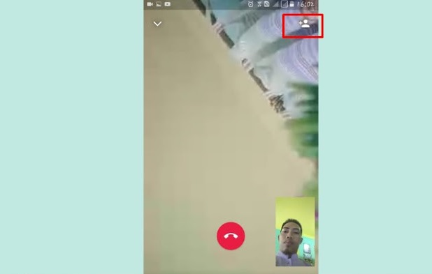 Cara Video Call Di WA