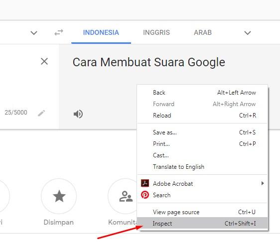Cara bikin Suara Google Untuk Video Youtube Tanpa Aplikasi