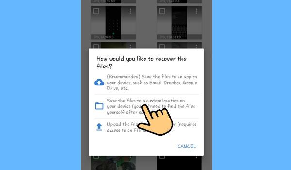 Cara Mengambalikan Foto Yang Terhapus Di Galeri Hp Android