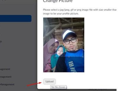 Cara Memasang Foto Profil Di Zoom Meeting
